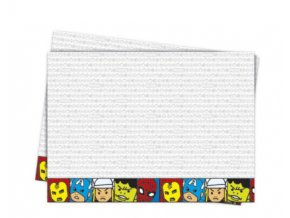 AVENGERS TEAM POWER TABLECOVER
