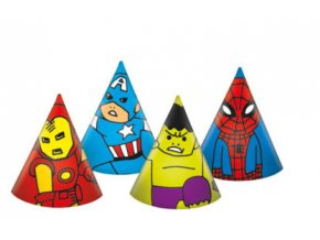 AVENGERS TEAM POWER HATS