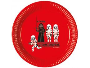 STAR WARS FORCES PLATE 23 CM