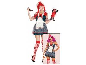 Kostým Handrová bábika (Veľkosti S)