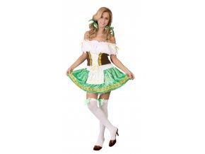 Kostým tirolskej ženy (Veľkosti M)