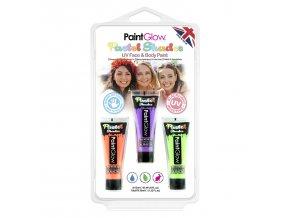 HP33 Pastel UV Face Paint