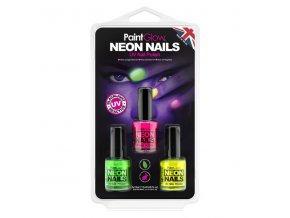 HP37 Neon UV Nail Polish grande