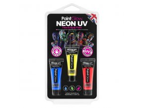 HP29 Neon UV Face Paint grande