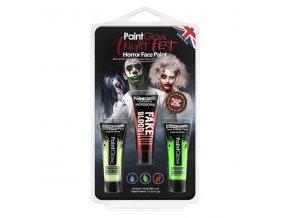 HP57 Fright Fest Horror Face Paint grande