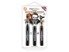 HP47 Halloween Face Paint Sticks grande
