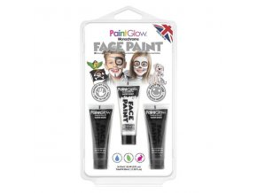 HP40 Monochrome Face Paint grande