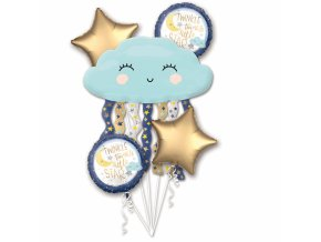 Kytica balónov Star