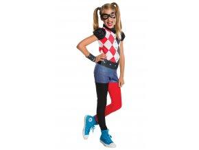 Harley Quinn kostým - detský