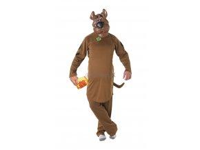 Kostým Scooby Doo - pánsky