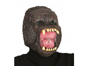 Maska - divoká gorila