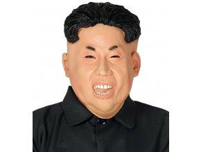 Maska - Kim Čong-un