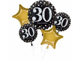 Kytica balónov - 30. narodeniny