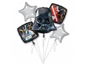Kytica balónov - Star Wars