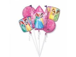 Kytica balónov - Princezny Disney