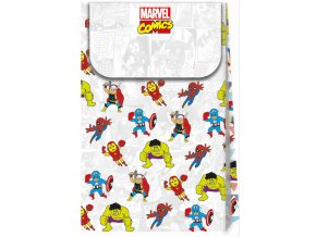 Avengers Pop Comic Paper Bag