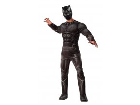 Kostým Black Panther Deluxe
