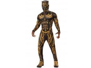 Kostým Killmonger Deluxe