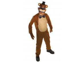 Kostým Freddy