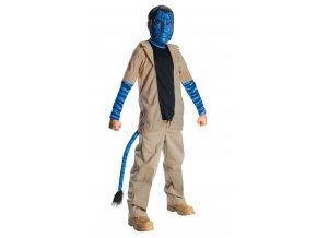 Detský kostým Jake Sully