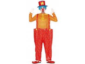 Pánsky kostým - Zábavný klaun