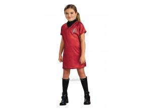 Destký kostým Uhura