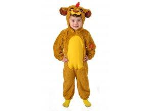 Detský kostým Kion