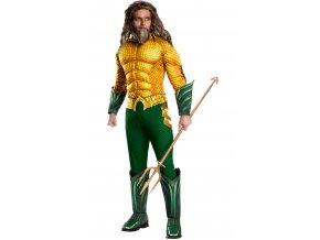 Deluxe kostým Aquaman