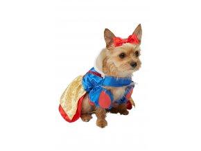 Kostým pre psov -  Snehulienka
