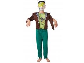 Detský kostým Frankenstein