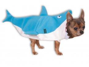 Kostým pre psov - Žralok