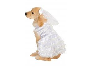 Kostým pre psov - Nevesta