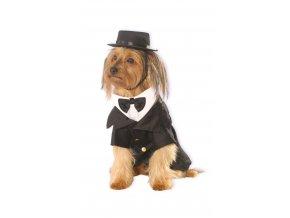 Kostým pre psov - Ženích