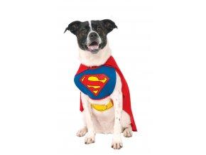 Kostým pre psov - Superman