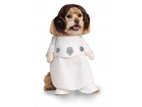 Kostým pre psov - Princezná Leia