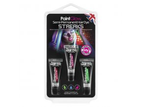 HP66 UV Semi Permanent Hair Dye Streaks grande