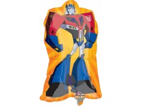 Fóliový Balón Transformers Optimus