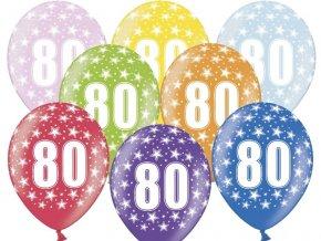 Lacny balon cislo 80