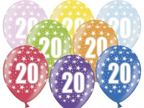 Lacny balon cislo 20