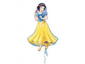 Fóliový balón Snehulienka  60 x 93 cm