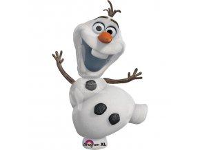 Fóliový balón Frozen - Olaf 58 x 104 cm