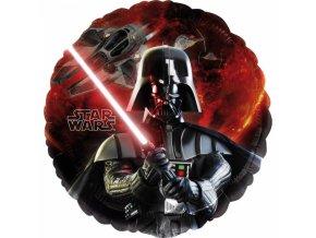 Fóliový balón Star Wars 43 cm