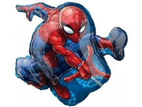 Fóliový balón Spiderman 43 x 73 cm