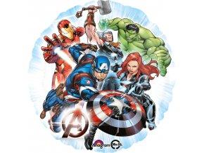 Fóliový balón Avengers 43 cm