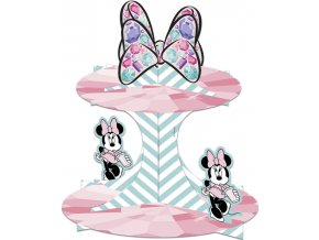 MINNIE PARTY GEM CUPCAKE STAND