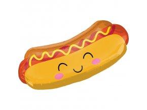 Fóliový balón Hot Dog