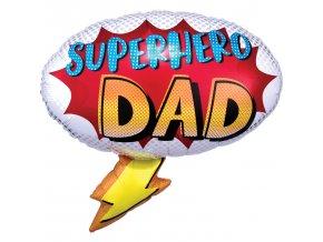 Fóliový balón SuperHrdina Ocko