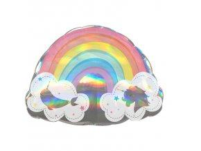 Fóliový balón Dúha