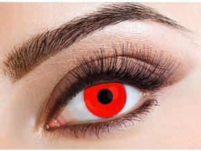 Eyecasions Red Devil Contact Lenses