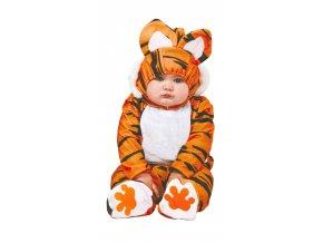 Kostým Tigríka (Veľkosť 12 - 24 mesiacov)